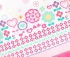 Jinx Kids Single Quilt Cover Set - Magical Garden 2