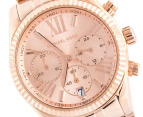 Michael Kors Women's Lexington - Rose Gold 2