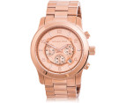 Michael Kors Runway Chronograph Watch - Rose Gold 1