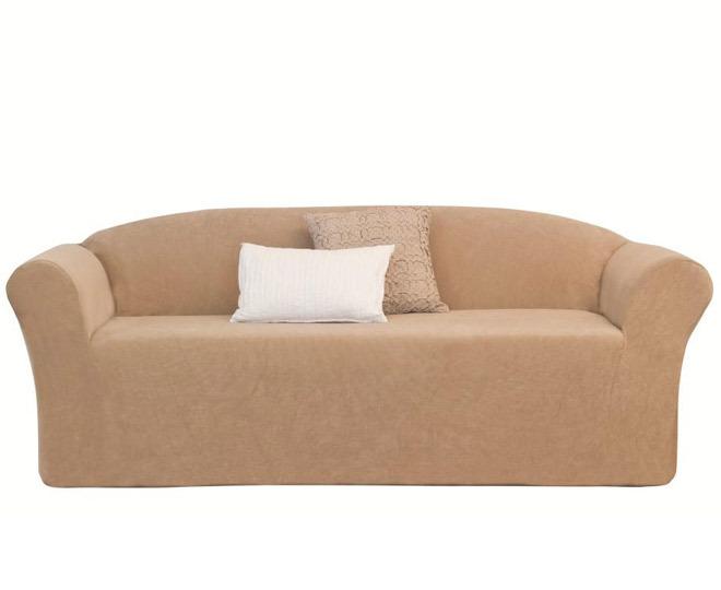 Catchofthedaycomau sure fit stretch 3 seater sofa for Sure fit stretch sofa cover