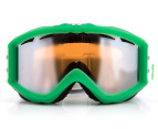 Anon Figment Snow Goggles - Lime Fish 2