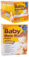 Baby Mum-Mum Rice Rusks Original 36g 6pk 4