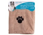 Paws n Claws Microfibre Drying Towel 90x60cm 1