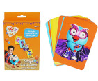 2 x Giggle & Hoot - Snap! Card Game 3