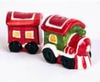 Christmas Train Salt & Pepper Shakers 1