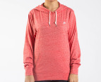 Nike Women's Time Out Hoodie - Mango Heather 1