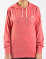 Nike Women's Time Out Hoodie - Mango Heather 4