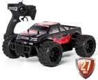 Remote Control Red Monster Truck - 27MHz 1
