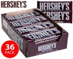 36x Hershey's Milk Chocolate Bars 43g 1