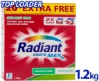 Radiant ColourCare Washing Powder Top Loader 1.2kg 1