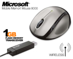 Microsoft Mobile Memory Mouse 1