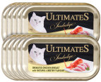 10 x Ultimates Indulge Cat Food Chicken & Lobster 85g 4