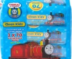 3x Thomas & Friends Clean Kidz Wipes 70pk 2