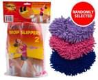 RDM Clean Scene Happy Mop Slippers 1