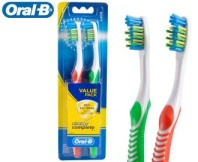 Oral-B Advantage Complete Toothbrushes 2pk