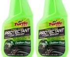 2 x Turtle Wax Fresh Shine Protectant 355mL 2