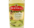 3 x Bertolli Extra Light Olive Oil 250mL 2