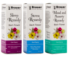 Brauer Bach Flower Remedy Oral Spray 20mL 3pk 1