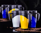 2 x Thermo Double Walled Travel Mug 4