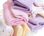 Big Softies Face Washers 12-Pack - Pink 3
