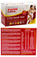 3 x Rapid Loss 10 Day Variety Pack 20 Sachets 3