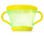 Nuby Snack Keeper - Green/Yellow 5