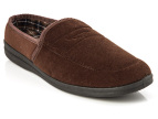 Grosby Men's Samson Slippers - Chocolate - UK Men 8 4