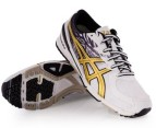 ASICS Men's US Size 7.5 Piranha Runners - Gold/Black 1