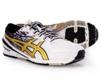 ASICS Men's US Size 7.5 Piranha Runners - Gold/Black 3