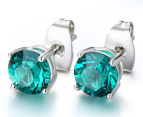 Mestige Taurus Zodiac Crystal Earrings 2