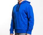 Champion Men's Fleece Hoodie - Blue 2