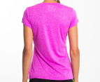 Champion Women's Duo Dry Endurance Tee - Fuchsia 3