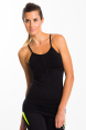 Champion Women's Cami Tank Top - Black 4
