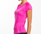 Champion Women's Tech Tee - Pink 2