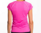 Champion Women's Tech Tee - Pink 3