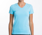 Champion Women's Seamless Tee - Blue 1