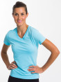 Champion Women's Seamless Tee - Blue 4
