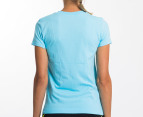 Champion Women's Seamless Tee - Blue 3