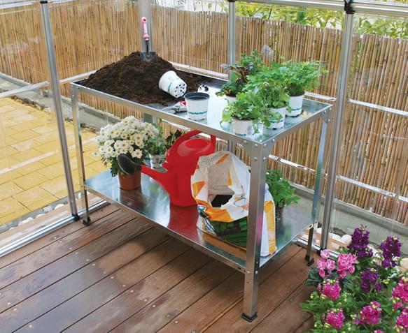 Maze Garden Work Bench