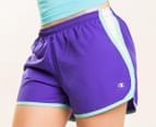 Champion Women's Sport Short - Purple 1