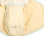 2 x The First Years Easy Wrap Swaddler - Yellow Star 2