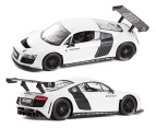 Rastar Remote Control Audi R8 LMS - White 2