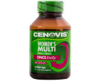 3 x Cenovis Once Daily Women Multivitamin 62 Caps 2