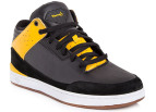 Diamond Supply Co. Men's Marquise Shoe - Black/Yellow 4