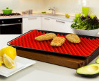 Healthy Silicone Baking Mat - Red 1