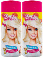 2x Barbie Bubble Bath 400mL 3