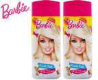 2x Barbie Bubble Bath 400mL 1