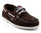 U.S. Polo Assn. Men's Boat Shoe - Brown - EU Men 40 4