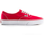 Vans Authentic - Fiery Red - US Men 5 2