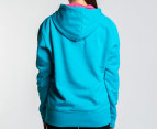 Russell Athletic Women's Fusion Hoodie - Aqua - Womens 8 2